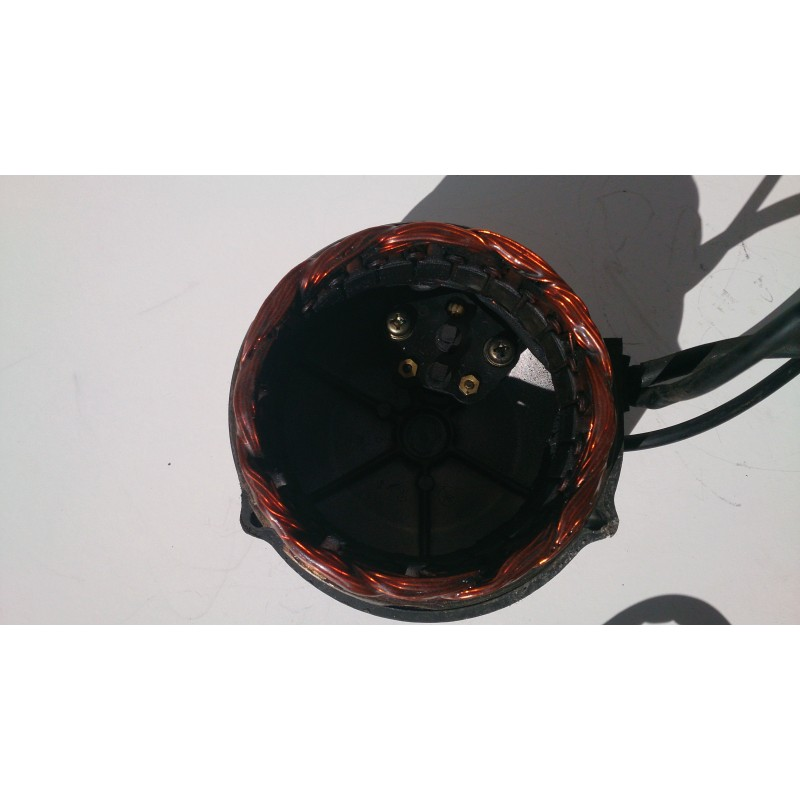 Conjunto alternador y tapa alternador Yamaha XJ 650