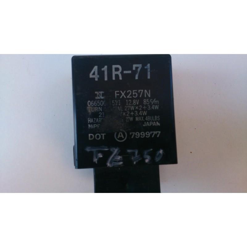 Relé intermitencia Yamaha FZ 750