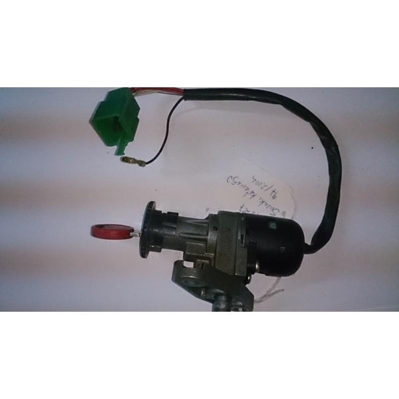 Ignition switch with key Suzuki Katana 50