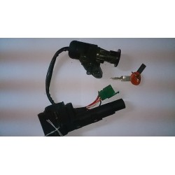 Ignition switch and seat lock with key Suzuki Katana 50