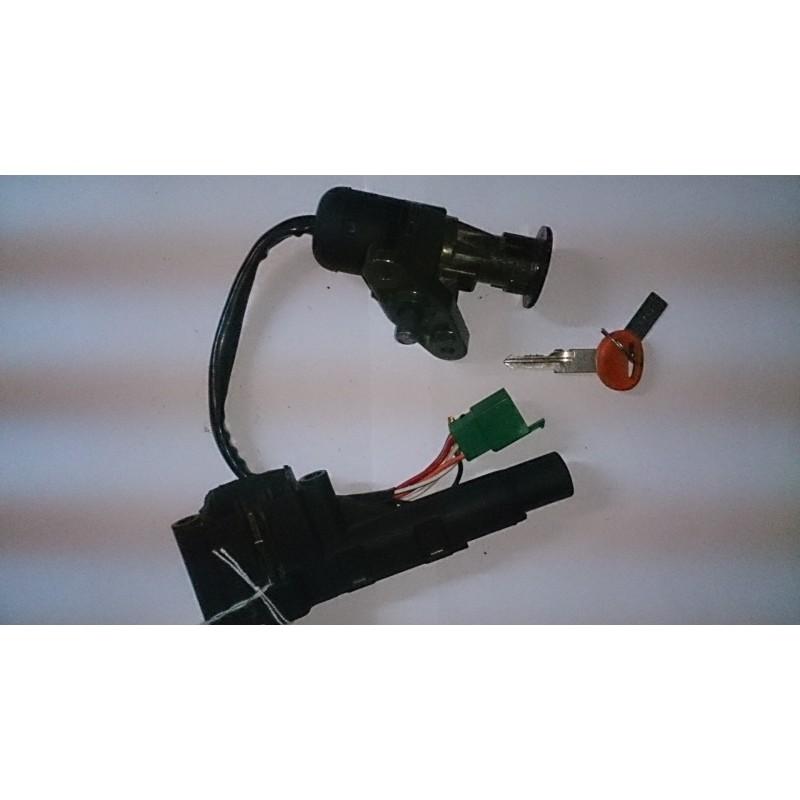 Ignition switch and seat lock with key Suzuki Katana 50