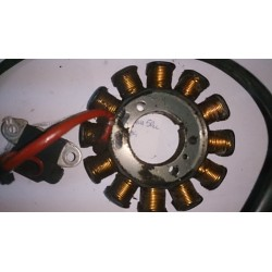 Alternator stator assembly Suzuki Katana 50