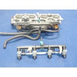 Rampa inyectores Honda CBR 600RR