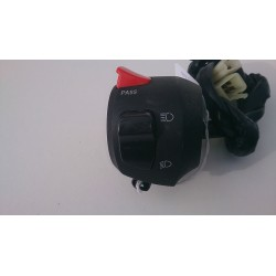 Left swittch handle lights command Yamaha YZF-R125