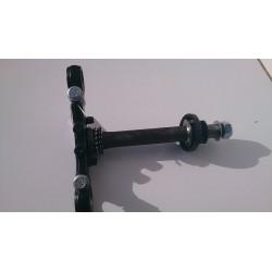 Complete lower triple tree steering stem Yamaha YZF-R125