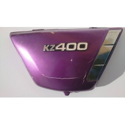 Right side cover Kawasaki KZ 400