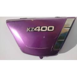 Right side cover Kawasaki KZ 400