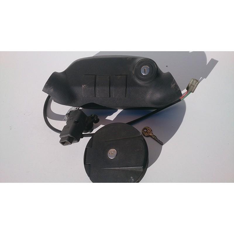 Full assembly key locks for BMW K100RS