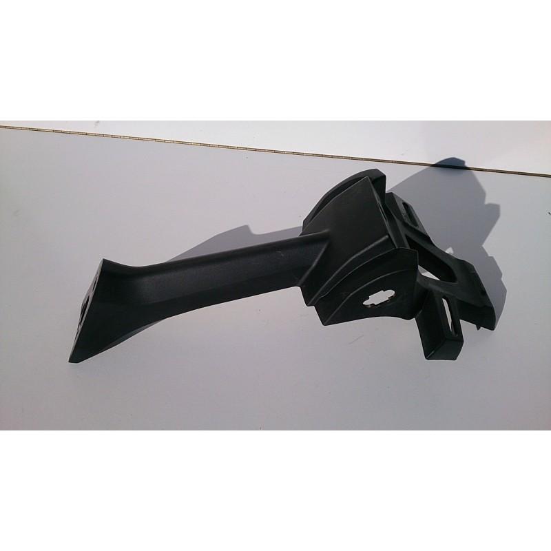 Tapa soporte matrícula Yamaha YZF-R125