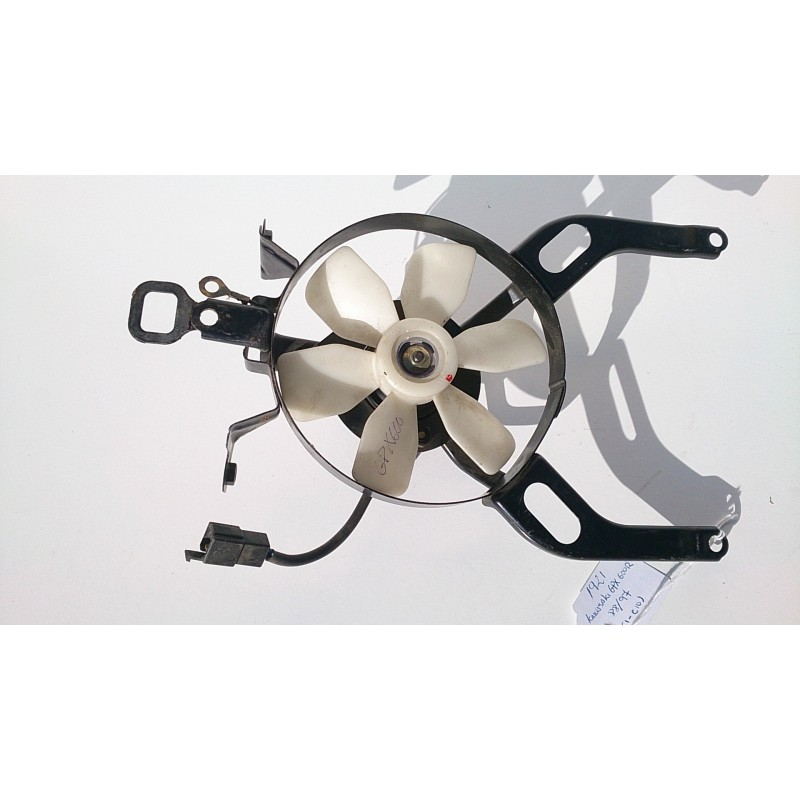 Radiator cooling fan Kawasaki GPX 600R