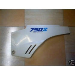 Cover left side seat Suzuki DR 750S