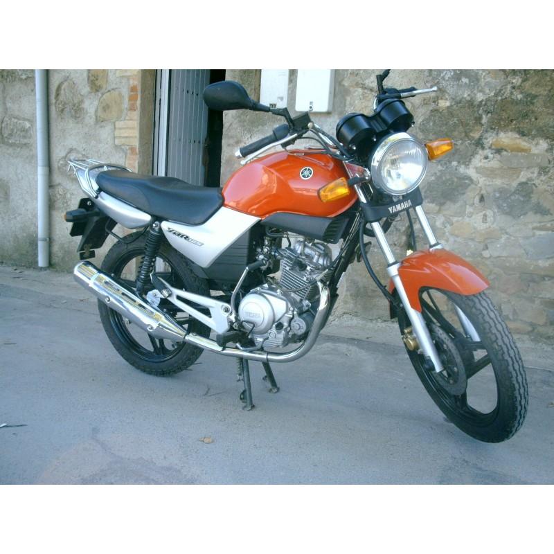 Yamaha YBR 125 c.c.