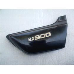 Tapa lateral derecha asiento Kawasaki KZ 900