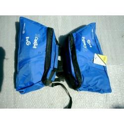 Alforjas o bolsas laterales para Scooter