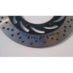 Rear brake disc Yamaha XVS 1100 DRAG STAR