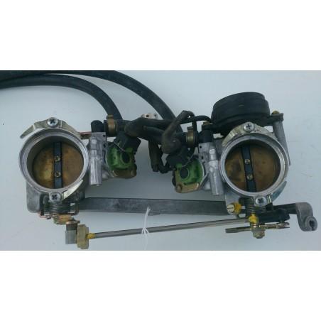 Rampa d'injectors completa amb TPS Ducati 748S