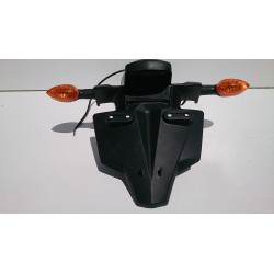Complete rear fender for Yamaha FZ1