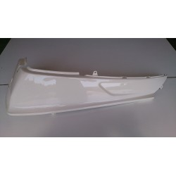 Right side rear cover Suzuki Address 50 (AH50) WHITE