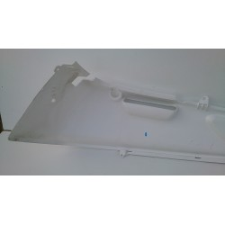 Left side rear cover under seat Suzuki Address 50 (AH50)