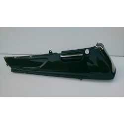 Left side rear cover Suzuki Address 50 (AH50) BLACK
