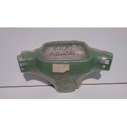 Rear cover of the headlamp Suzuki Address 50 (AH50) GREEN