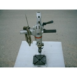 Vertical drill with stand...