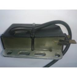 Bobina d'alta electrónica substituieix a motoplat. (CGC-TRONIC)