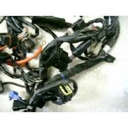 Electrical system Yamaha YZF R6.