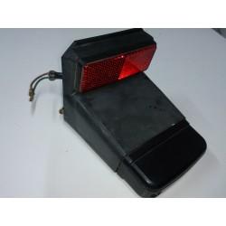 Llum de matrícula i suport  Honda Innova ANF125