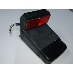 Luz de matricula con soporte Honda Innova ANF125