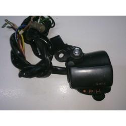 Right handle bar control device Honda CB125X.