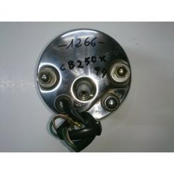 Revolution counter tachometer Honda CB 250