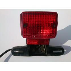 Complete tail light panel Yamaha SR 250