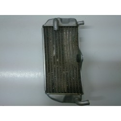 Water radiator left Yamaha WR 250F