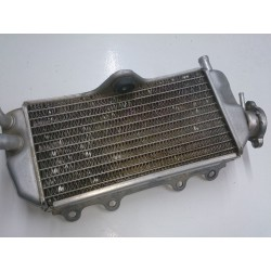 Water radiator right Yamaha WR 250F