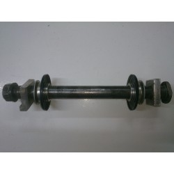 Axle or spindle of rear wheel Yamaha  WR250F / WR450F / WR400F