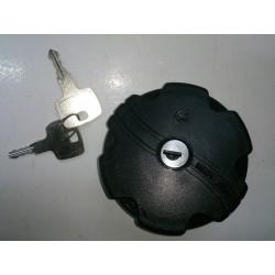 Fuel tank cap with key XT 500, TRANSALP, XT 350