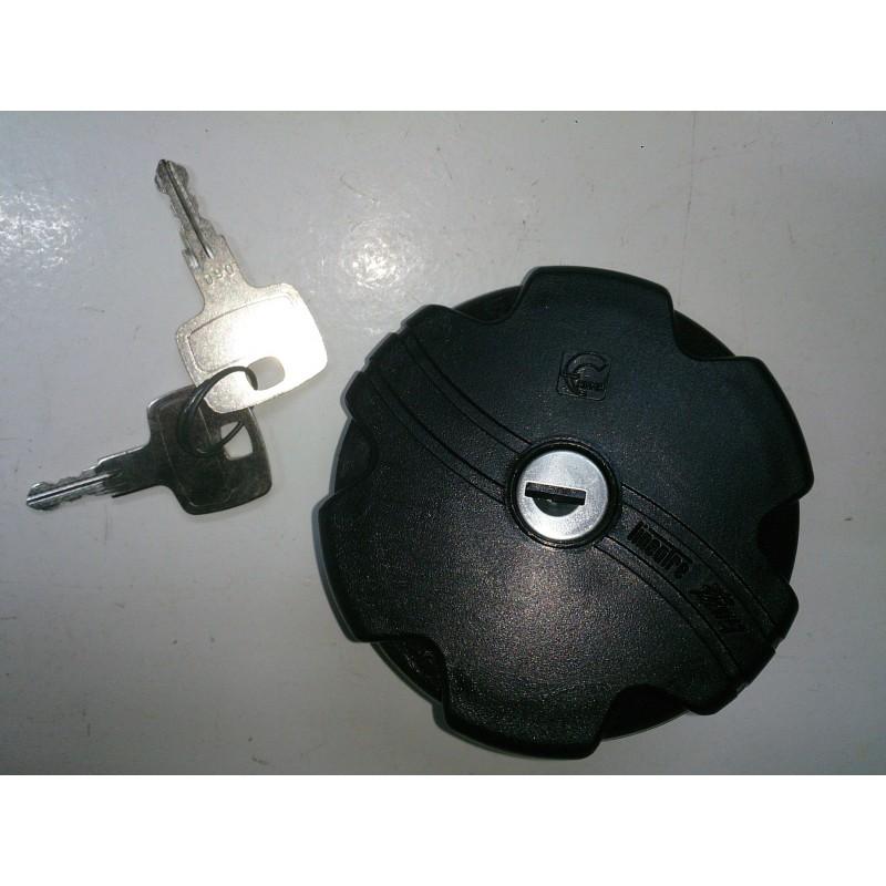 Tapón depósito gasolina con llave XT 500, TRANSALP, XT 350