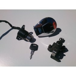 Conjunto cerraduras Honda CB250
