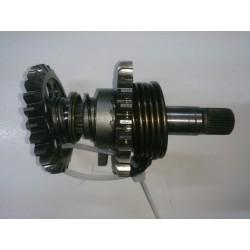 Kickstarter shaft Yamaha WR250F / YZ250