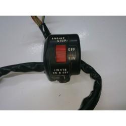 Pinya de llums dreta Suzuki GSX400E / GSX250E