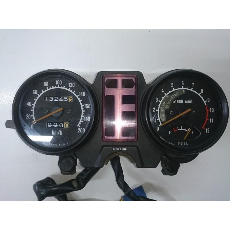 Panel of gauges Suzuki GSX400E