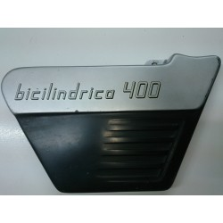 Right side cover under the seat Sanglas-Yamaha 400Y Bicilindrica