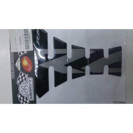Yamaha R6 fuel tank protector Meryt