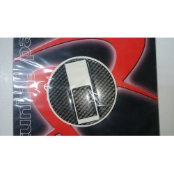 Protector stopper tank internal fuel carbon Aprilia