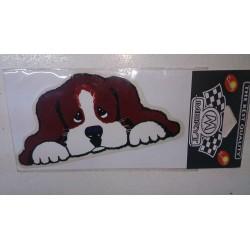 Adhesivo perro
