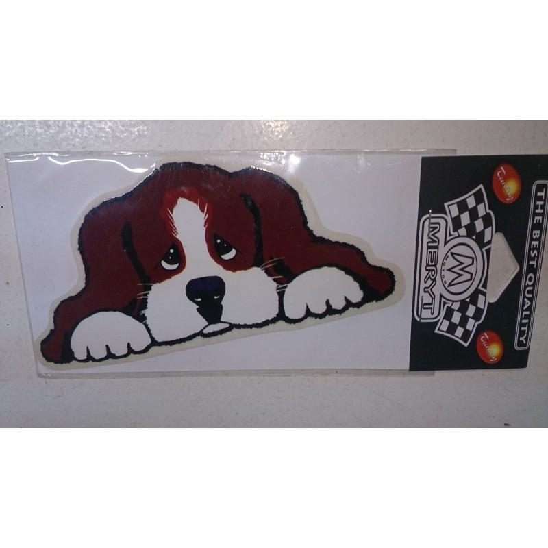 Sticker dog.