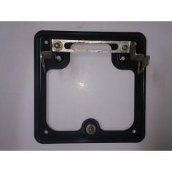 Portamatricula Gilera KZ 125