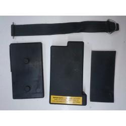 Bracket battery Gilera KZ 125
