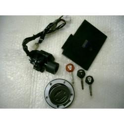 CDI Yamaha YZF R6 + clausor, llave cod., tapón gas.